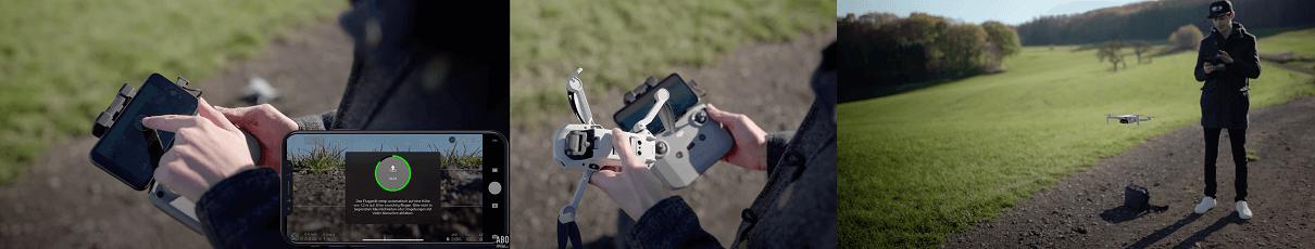 "DJI Mini 2 – die ""Immer-dabei-Drohne"""