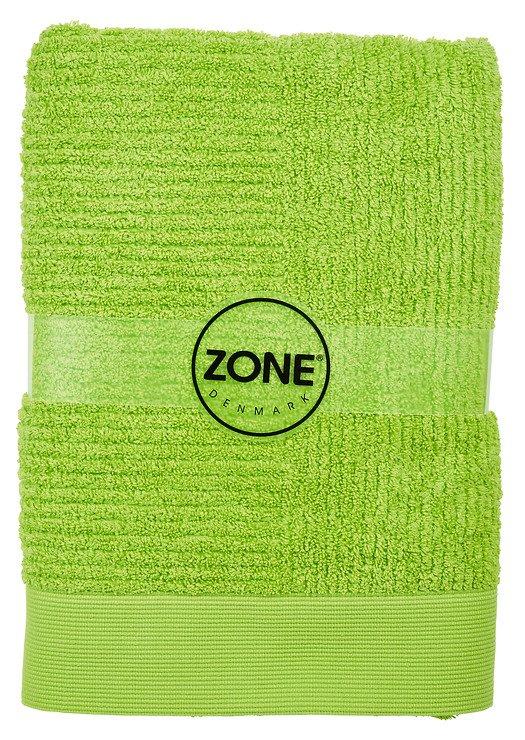 Zone Badehandtuch Confetti 140x70cm limette grün - Pic 1