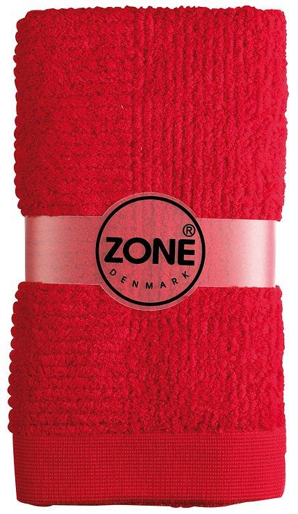 Zone Handtuch Confetti 100x50cm rot - Pic 1