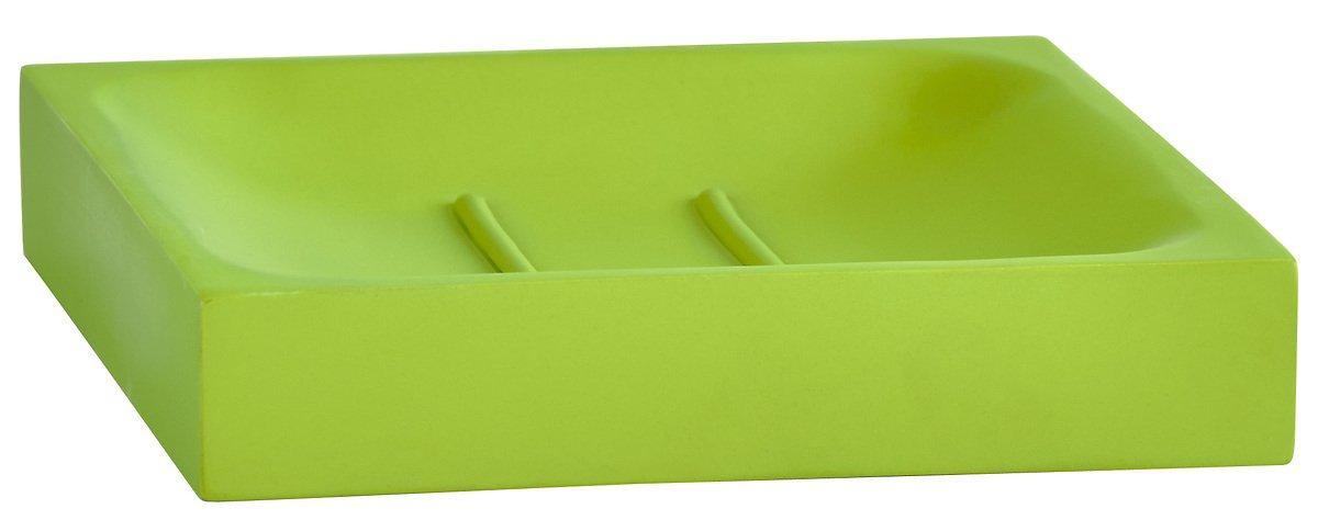 Zone Seifenschale Confetti Square limegrün - Pic 1