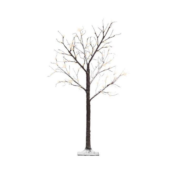 Kaemingk LED Baum beschneit 1,6m außen 96 LED - Pic 1