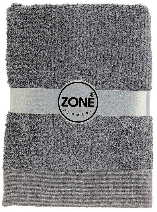 Zone Badehandtuch Confetti 140x70cm grau - Pic 1