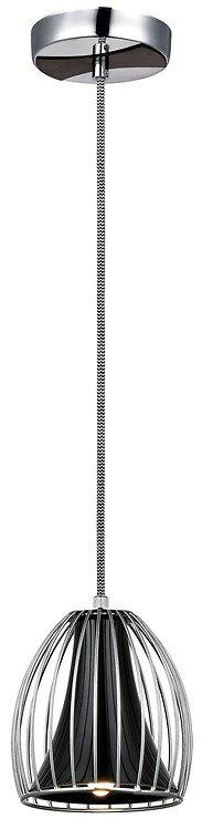 Halotech Pendelleuchte Manhatten mini schwarz - Pic 1
