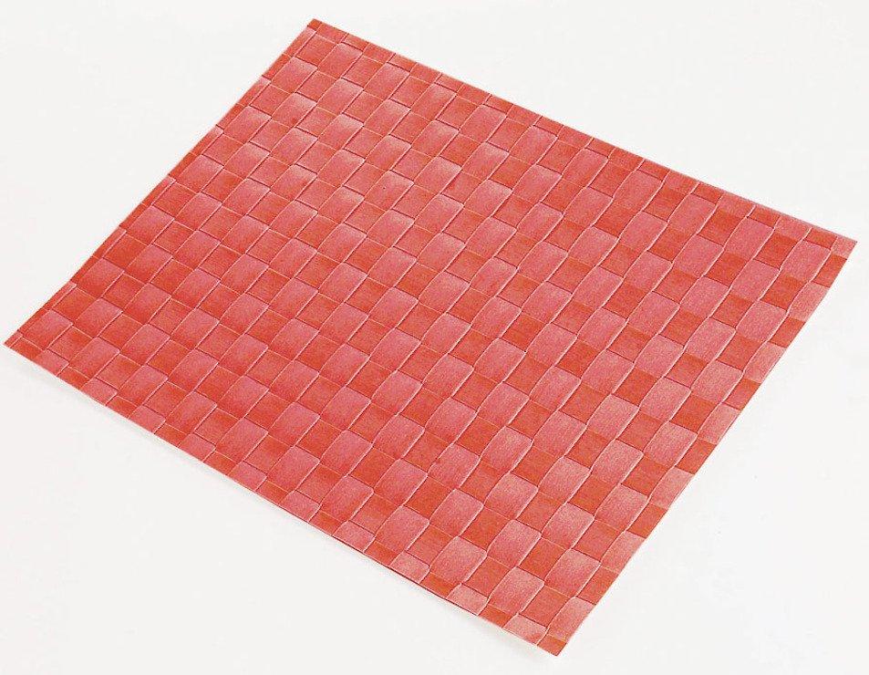 Galzone Tischset rot 30 x 40cm - Pic 1