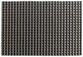 Zone Tischset Confetti schwarz/silber 30 x 40cm