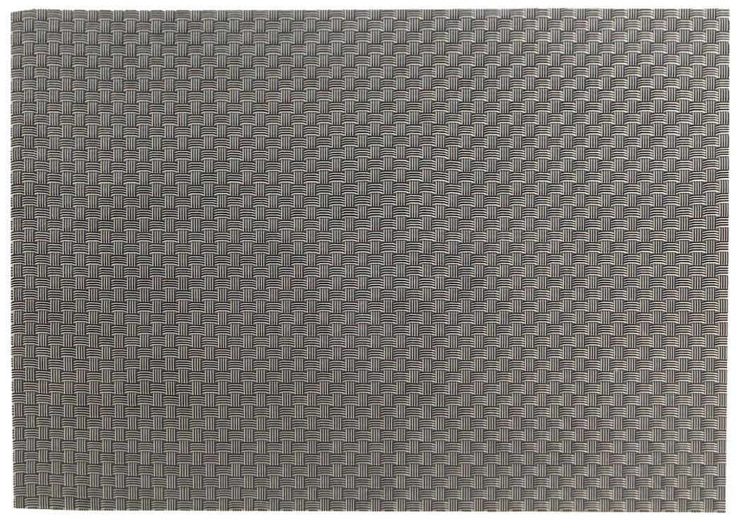 Zone Tischset Confetti silber/grau 30 x 40cm - Pic 1
