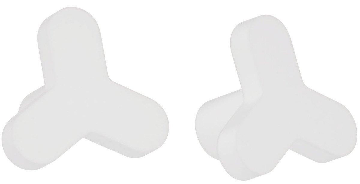 Zone Handtuchhaken Confetti weiß 2er Set - Pic 1