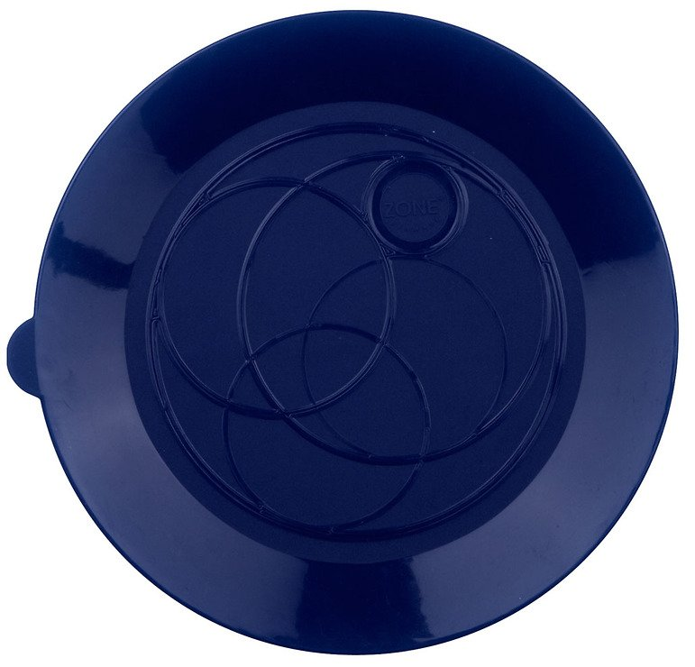 Zone Topfuntersetzer CONFETTI 2er Set blau - Pic 1