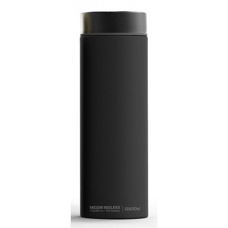 Asobu Thermosflasche Le Baton Travel Bottle 500ml smoke - Pic 1