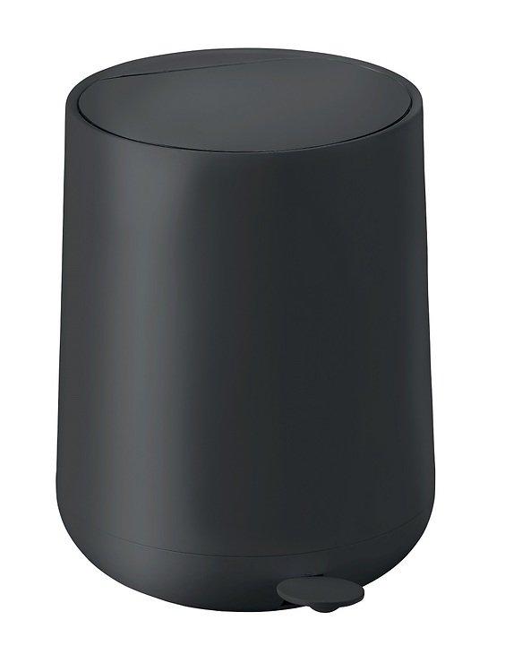 Zone Pedaleimer Nova Soft Touch 5l schwarz matt - Pic 1