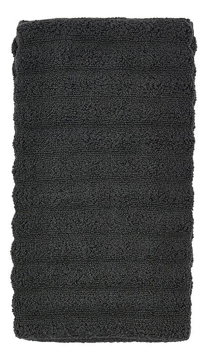 Zone Handtuch Prime 100x50 cm Baumwolle 600g coal grey - Pic 1
