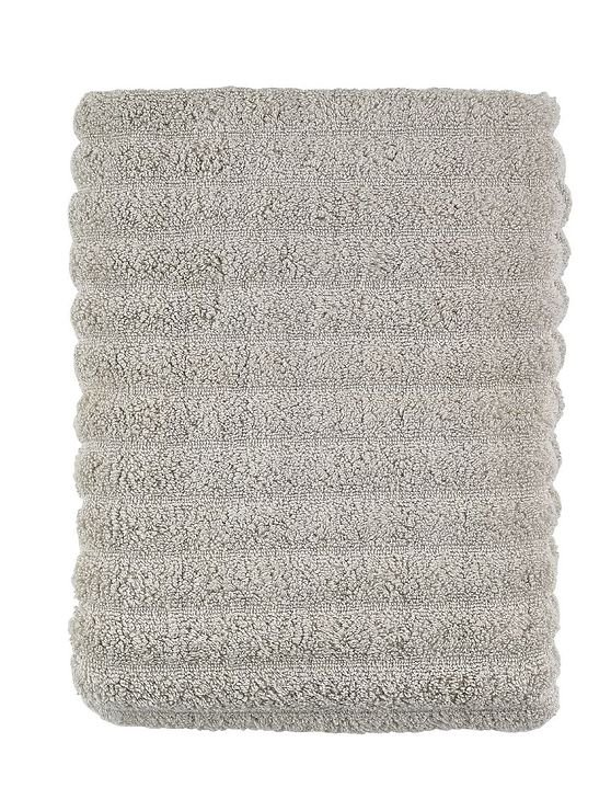 Zone Badehandtuch Prime 140 x 70 cm Baumwolle 600g beige - Pic 1