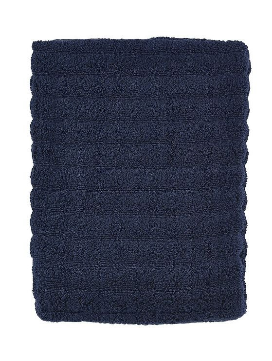 Zone Badehandtuch Prime 140 x 70 cm Baumwolle 600g blau - Pic 1