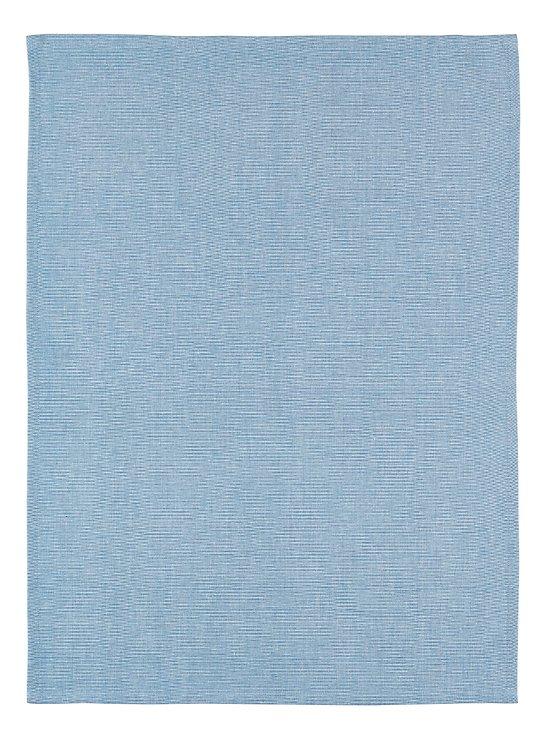 Zone Geschirrtuch Dry Art 70 x 50 cm blau - Pic 1