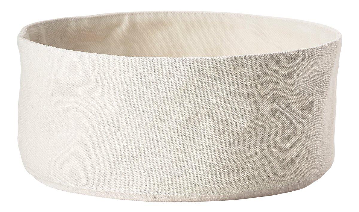 Zone Textileinsatz für 30cm Peili Schüssel 29 x 11,5 cm hellgrau - Pic 1