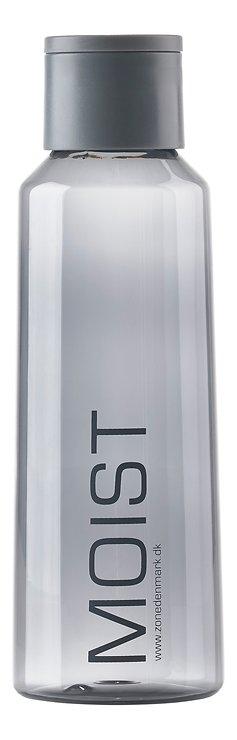 Zone Trinkflasche Moist 0,5 l ABS grau - Pic 1