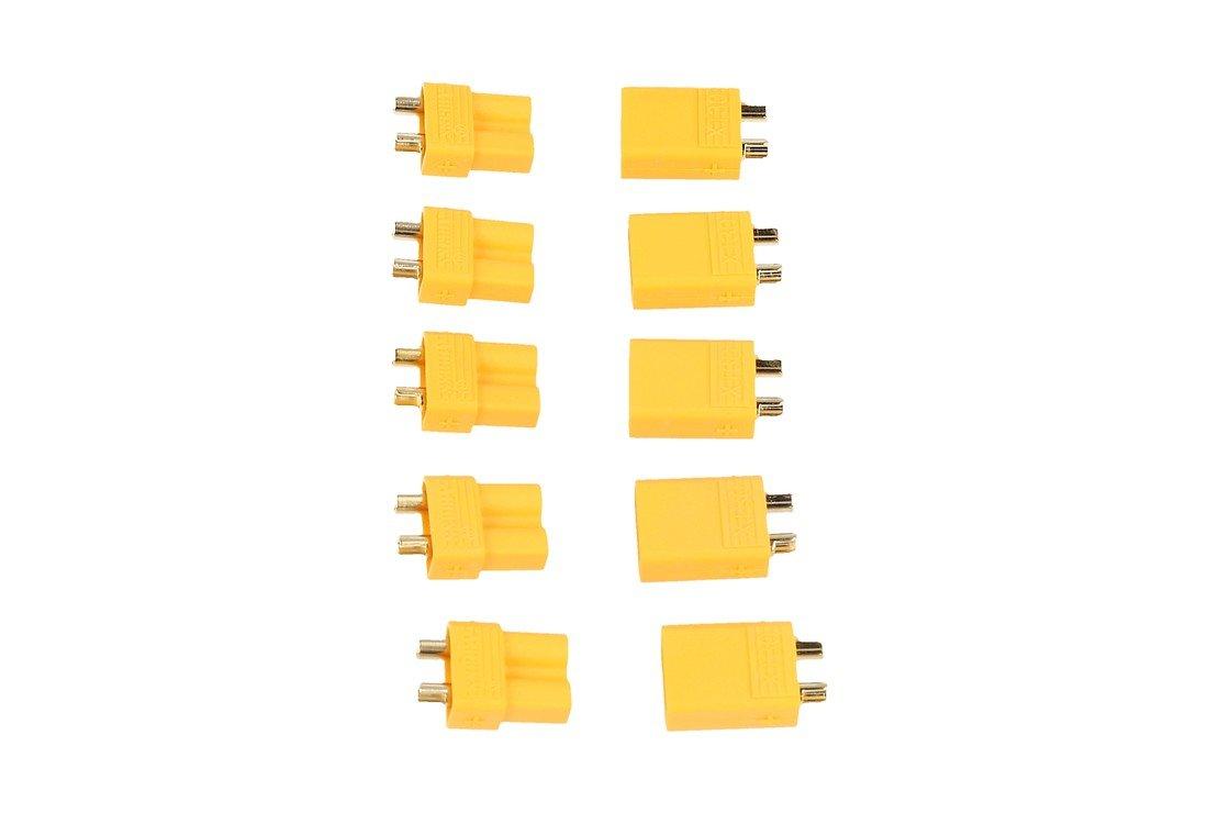 XT30 Stecker und Kupplung 5 Paar - Pic 1