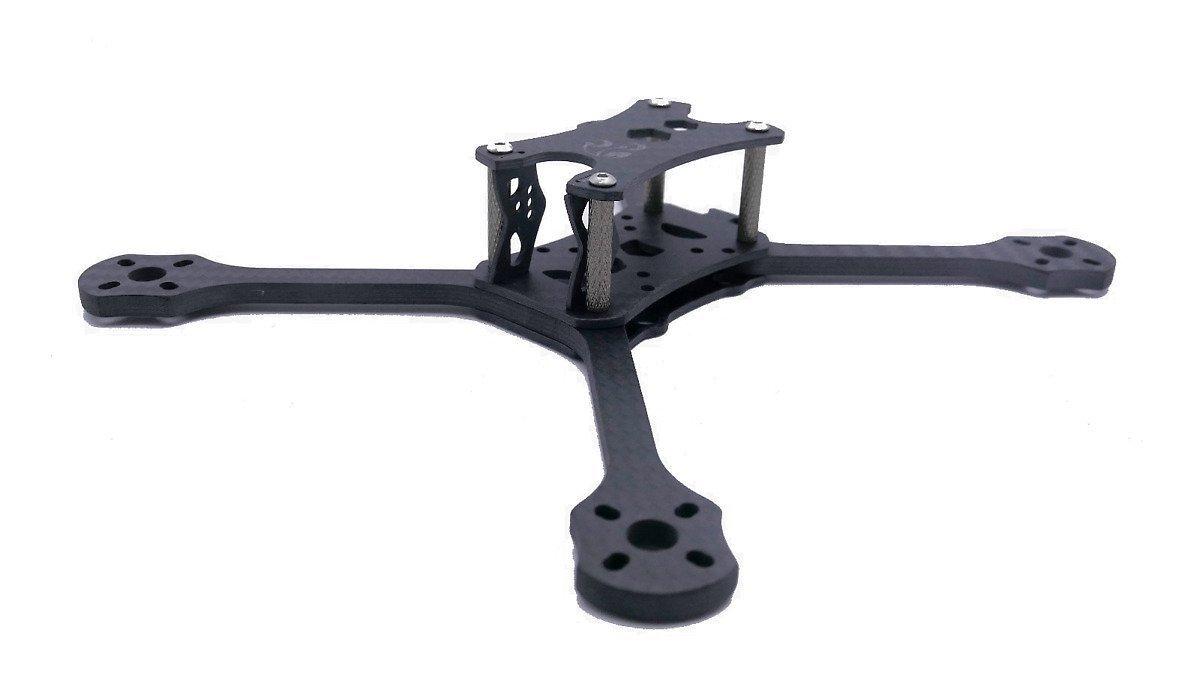 CherryCraft Stamina 5 Zoll 4mm Racecopter Drohnen Frame - Pic 1