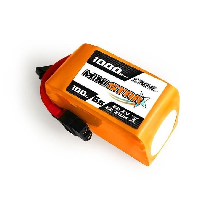 CNHL Lipo 6S 120C Ministar Batterie 1000mAh - Pic 1