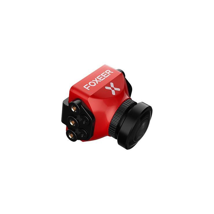 FOXEER Falkor Mini FPV Videokamera 1200TVL 1,8 Linse Rot - Pic 1