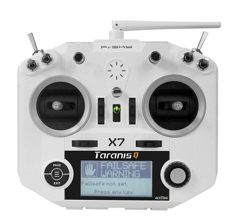 FrSky Taranis X7 ACCESS Fernsteuerung mit Weiß R9M 2019 - Pic 1