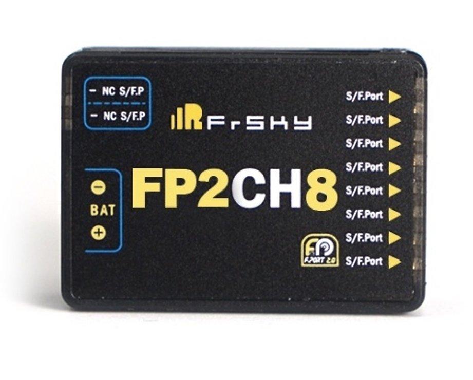FrSky F.Port2.0 8 Kanal - Pic 1
