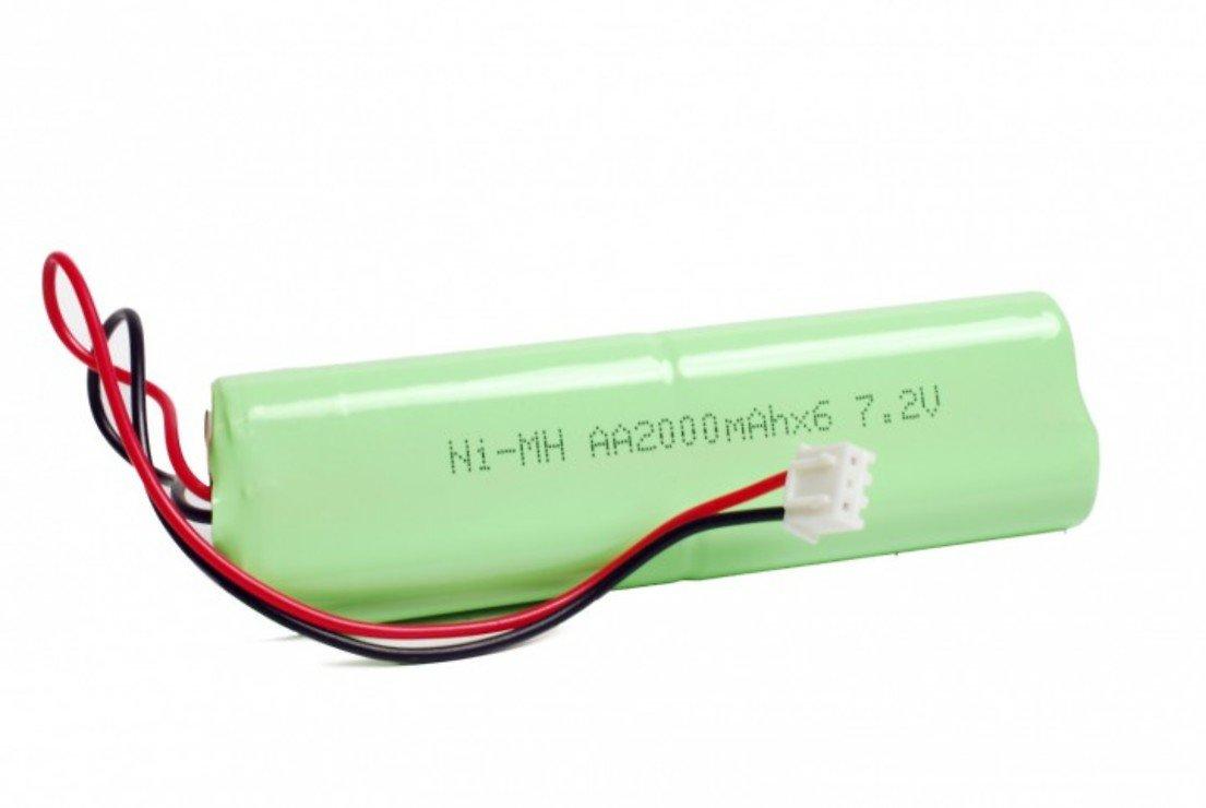 FrSky X9D Ersatzakku 2000mAh Taranis Batterie - Pic 1