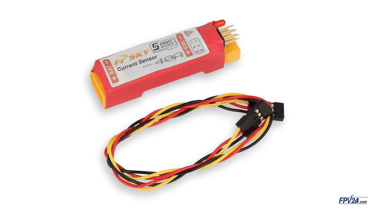 FrSky FAS 40S Strom Sensor mit 40 Ampere - Pic 1