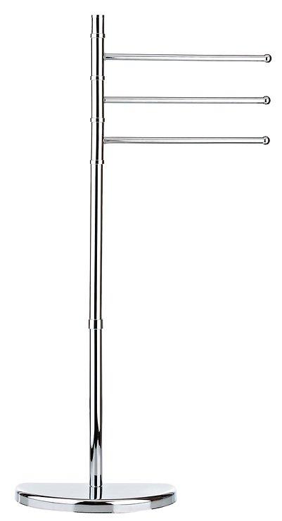 Galzone Handtuchhalter in Chrom - Pic 1