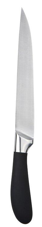Galzone Messer Edelstahl mit gummiertem Griff 34cm - Pic 1