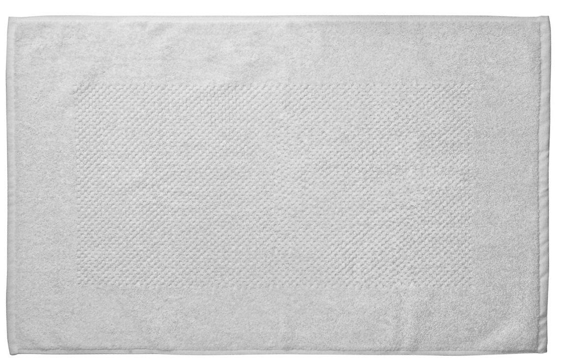 Galzone Badematte Baumwolle 80x50cm 750g weiß - Pic 1