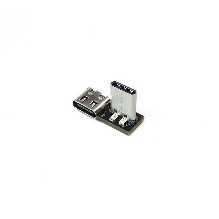 GEPRC Type-C USB Winkelstecker Adapter - Pic 1