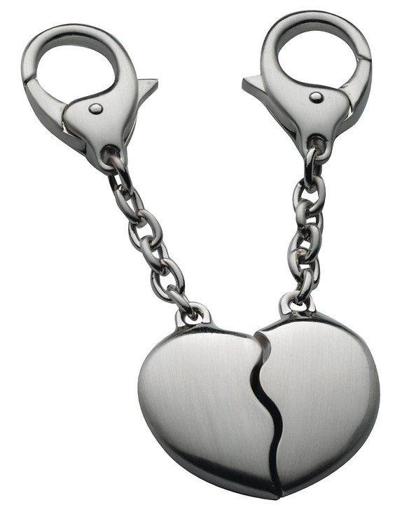 Gift Company Schlüsselanhänger Broken Heart - Pic 1