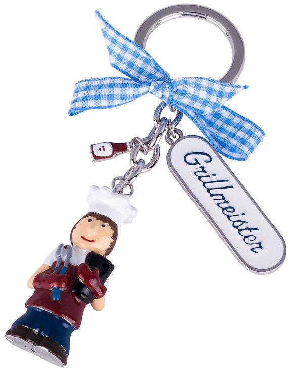 Gift Company Schlüsselanhänger Grillmeister - Pic 1