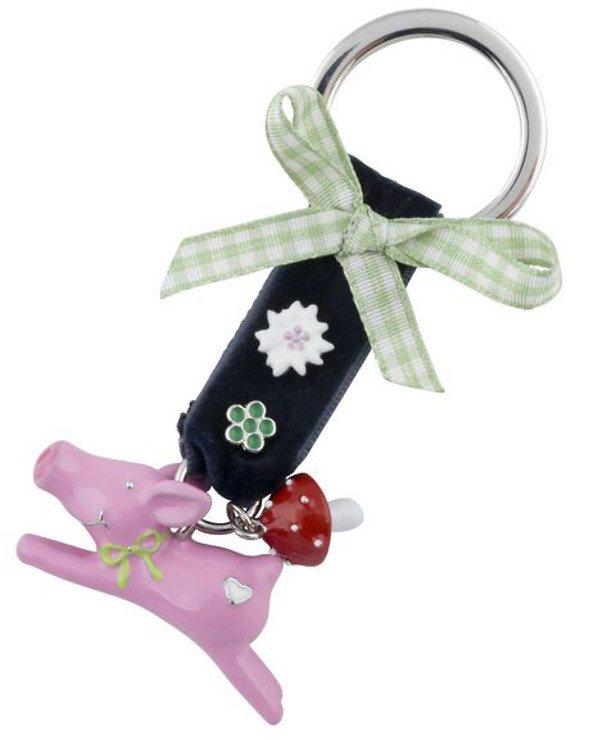 Gift Company Schlüsselanhänger Schwein - Pic 1