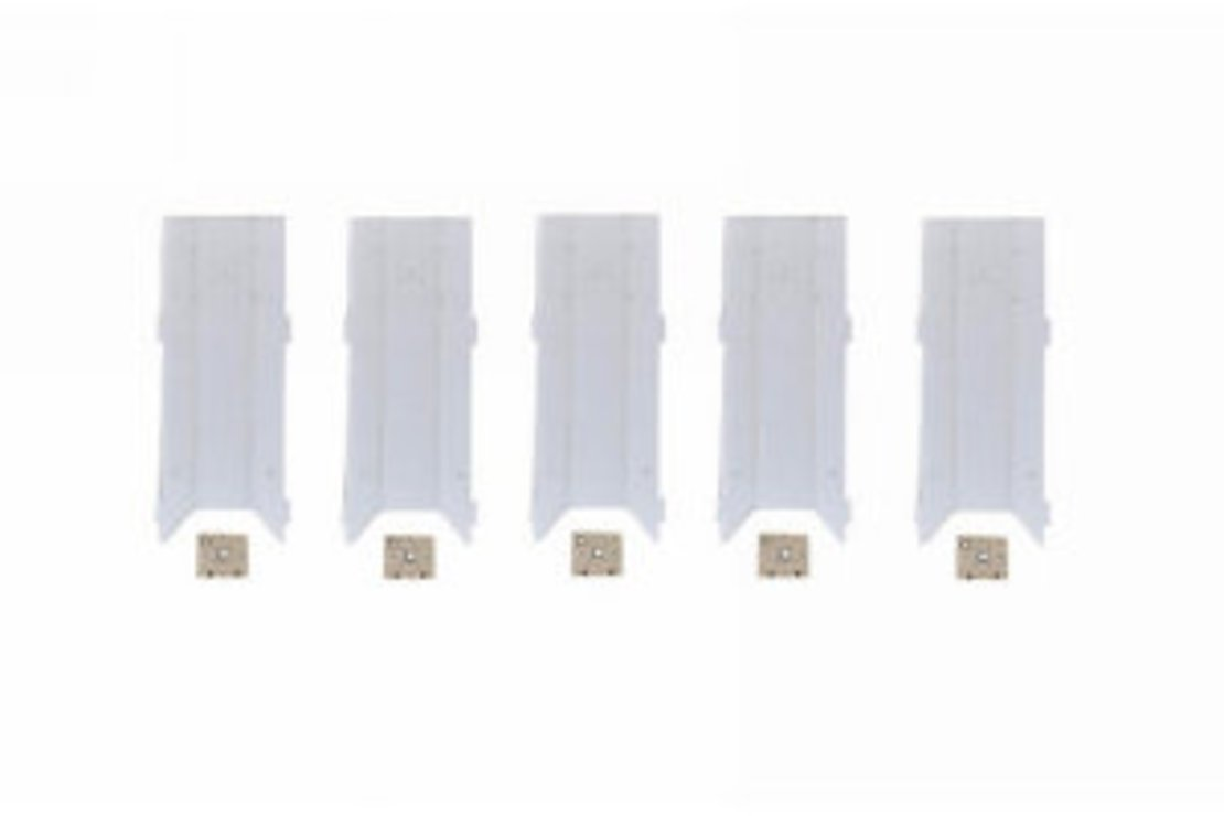 Flite Test Swappable Firewalls 5-pack - Pic 1