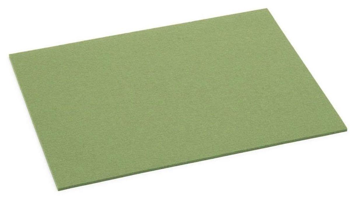 Hey-Sign Tischset Filz 3 mm rechteckig 45 x 35 cm pistazie - Pic 1