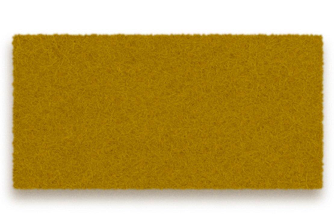 Hey-Sign Tischset Filz 3 mm rechteckig 45 x 35 cm mustard 1 Stück - Pic 1