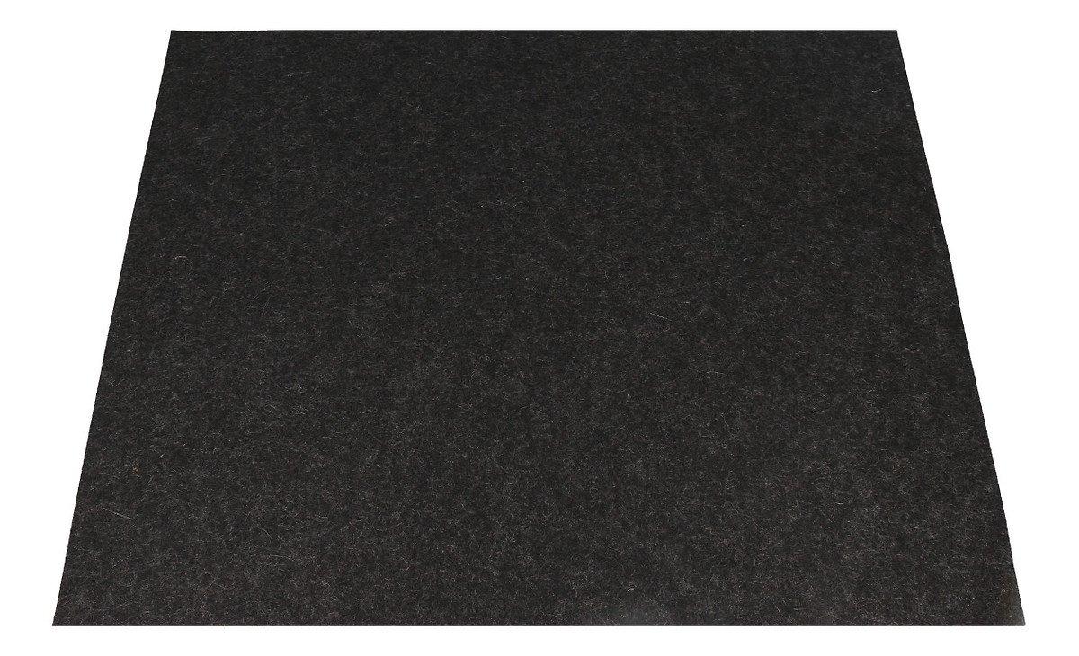 Hey-Sign Tischset Filz 3 mm rechteckig 45 x 35 cm graphit 1 Stück - Pic 1