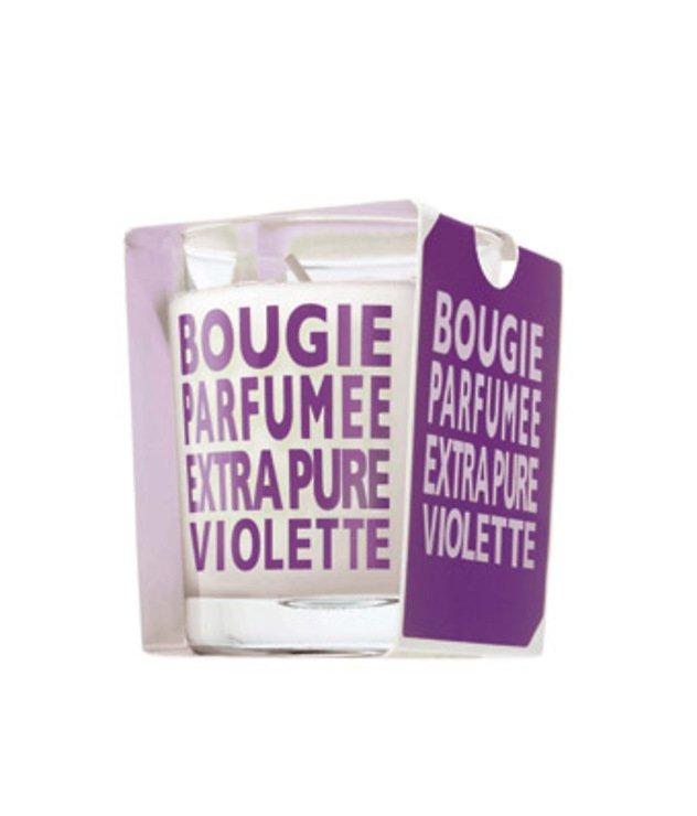 Compagnie de Provence Duftkerze Veilchen 30 h - Pic 1