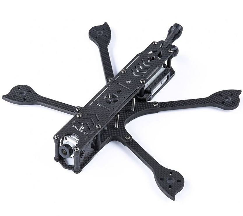 iFlight DC5 DJI Air Unit HD Frame  - Pic 1