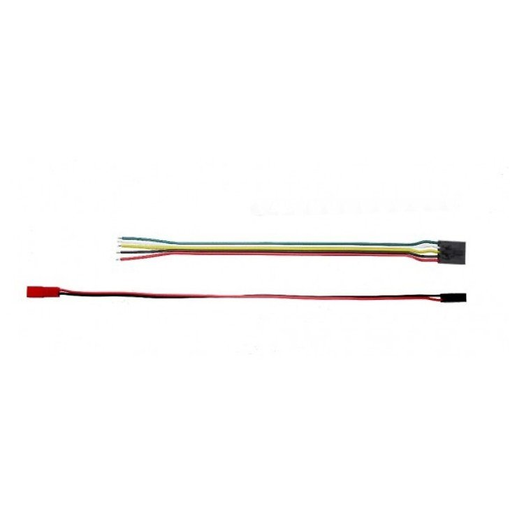 ImmersionRC 600mW 5.8GHz A/V Transmitter wire set - Pic 1