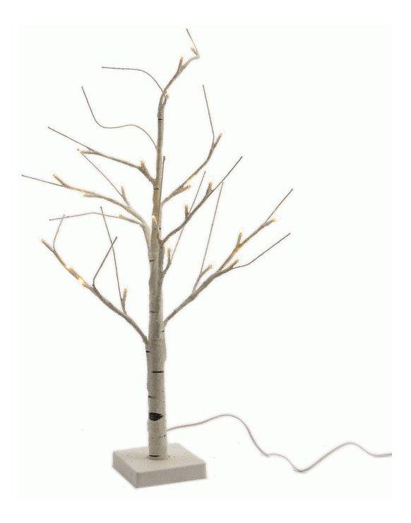 Kaemingk LED Baum Birke weiß 60cm außen 24 LED - Pic 1