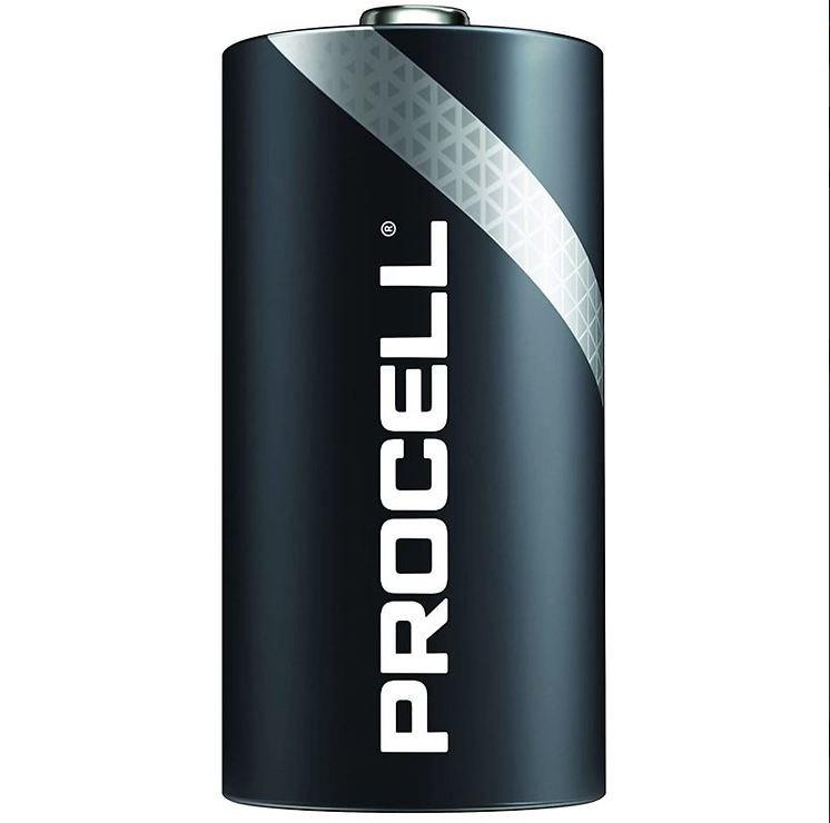 Duracell Procell Alkaline Profi Batterie Mono D 1,5V - Pic 1