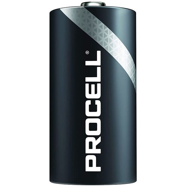 Duracell Procell Alkaline Profi Batterie Baby C 1,5V - Pic 1