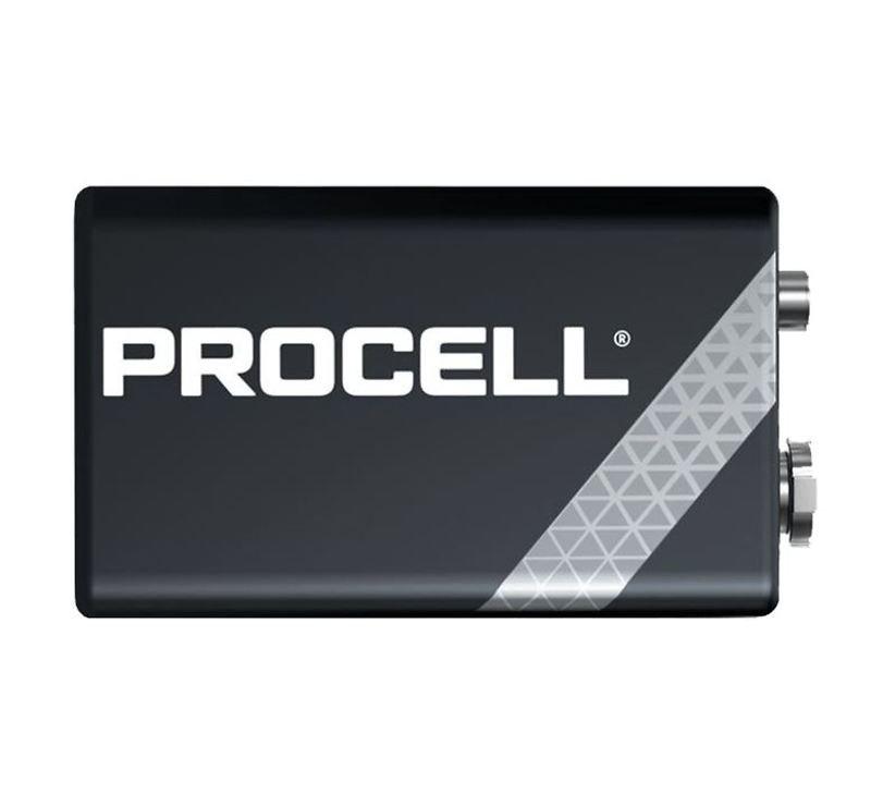 Duracell Procell Alkaline Profi Batterie 9V E-Block - Pic 1