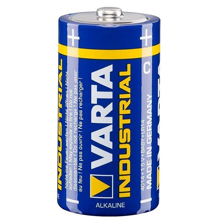 Varta Alkaline Batterie LR14 Baby C - Pic 1
