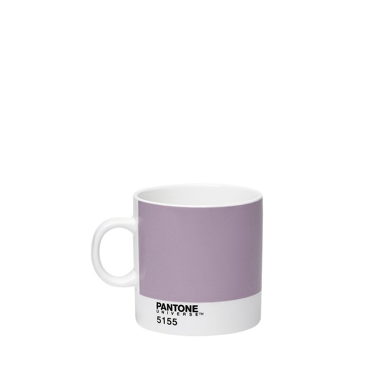 Pantone Universe Espressotasse Light Purple 5155  120 ml Bone China - Pic 1