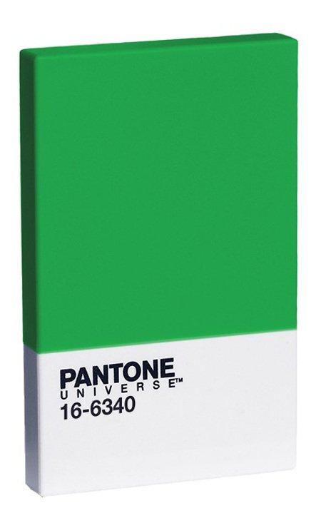 Pantone Kreditkartenhalter Classic Green 16-6340 - Pic 1