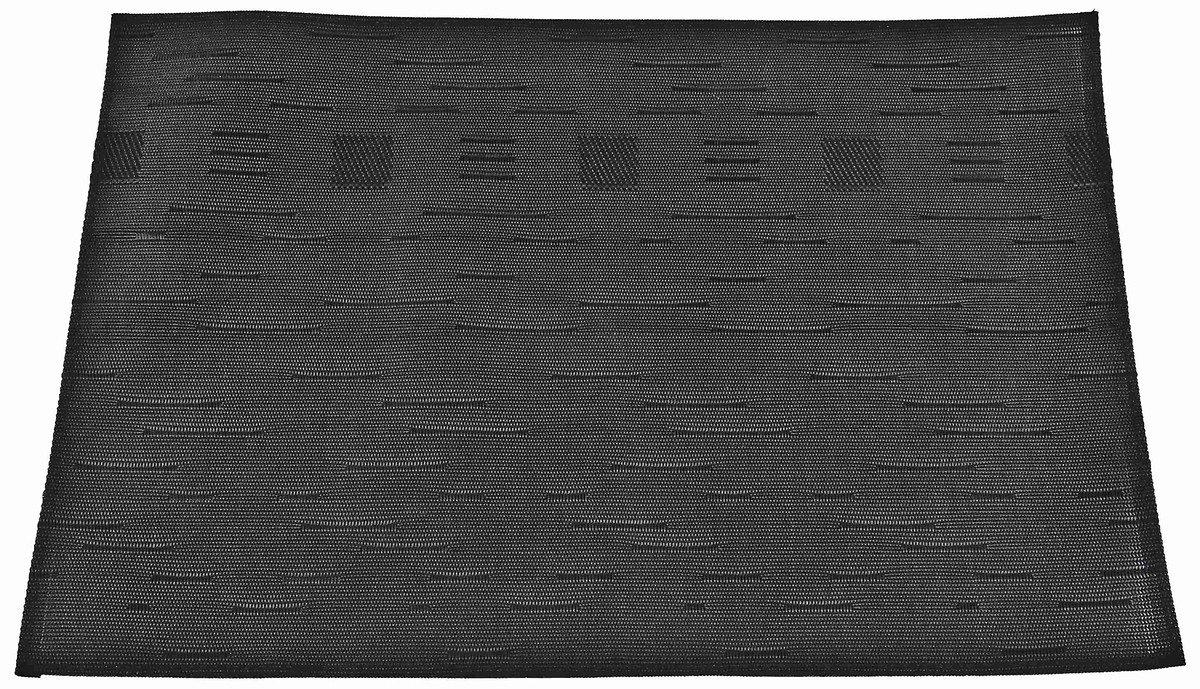 Lifestyle Tischset schwarz Streifen 4er Set - Pic 1